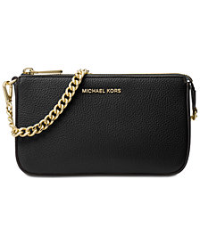 MICHAEL Michael Kors Medium Chain Clutch