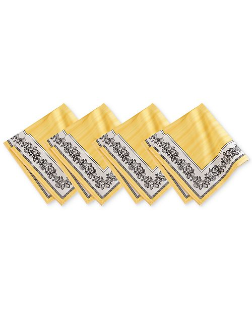 Audun 4-Pc. Napkin Set