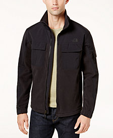 The North Face Men's Salinas Mixed Media Jacket