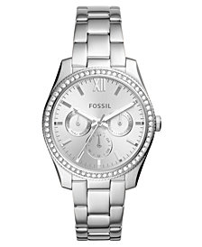 Fossil Women's Scarlette Stainless Steel Bracelet Watch 38mm