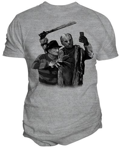 Changes Men's Halloween Graphic-Print T-Shirt - T-Shirts - Men ...