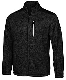 Greg Norman for Tasso Elba Men's Rapidwarm Zip Jacket, Created for Macy's