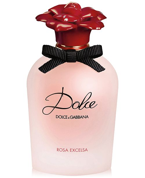 Dolce & Gabbana DOLCE&GABBANA Dolce ROSA EXCELSA Eau De Parfum Spray, 2.5 oz.