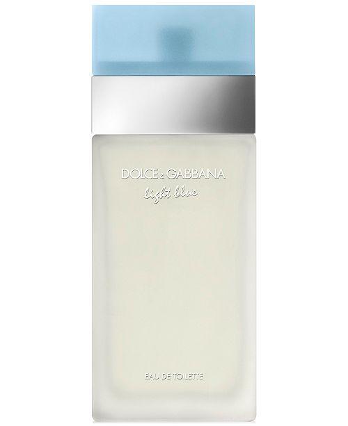 Dolce & Gabbana DOLCE&GABBANA Light Blue Eau de Toilette Spray, 3.3-oz.