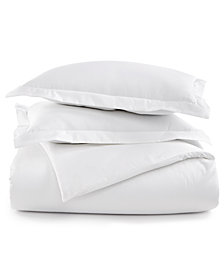 AQ Textiles Devon 3-Pc. Queen Duvet Set, 900-Thread Count Cotton Blend, Created for Macy's