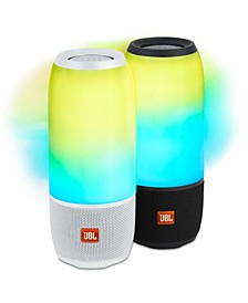 Pulse 3 Light-Up Waterproof Bluetooth Speaker