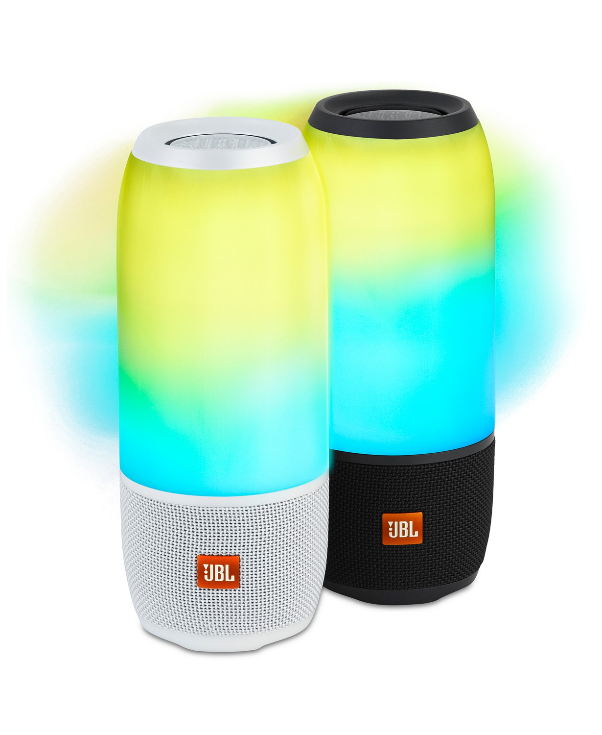 JBL Pulse 3 Light-Up Waterproof Bluetooth Speaker