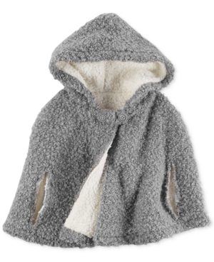 Carter's Hooded Poncho,...