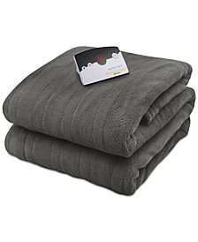 Biddeford Microplush Heated King Blanket