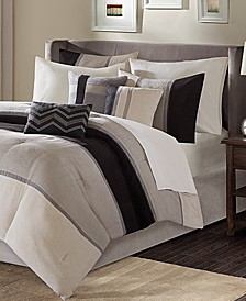 Palisades 7-Pc. Comforter Sets