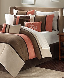 Palisades 7-Pc. King Comforter Set