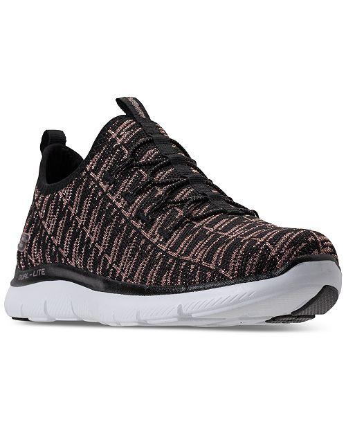 2549ca1637bf ... Skechers Women s Flex Appeal 2.0 - Insights Walking Sneakers from  Finish ...