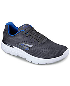 Skechers Men's Go Run 400 Wide Width Running Sneakers from Finish Line