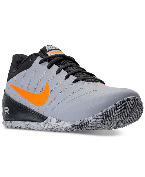 online store ed620 66366 ... Nike Men s Air Marvin Low II Basketball Sneakers from Finish ...