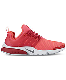 Nike Men's Air Presto Ultra SE Running Sneakers from Finish Line