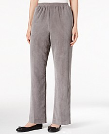 Women's Misses Classic Corduroy Proportioned Medium Pant