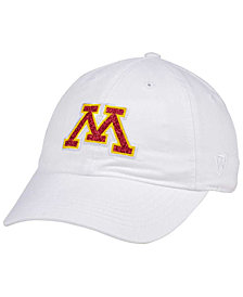 Top of the World Women's Minnesota Golden Gophers White Glimmer Cap