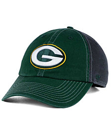 '47 Brand Green Bay Packers Transistor CLEAN UP Cap