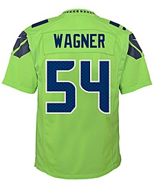 Bobby Wagner Seattle Seahawks Color Rush Jersey, Big Boys (8-20)