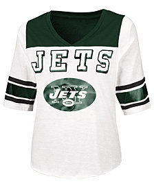 Touch By Alyssa Milano Women's New York Jets Touchdown T-Shirt