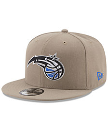 New Era Orlando Magic Tan Top 9FIFTY Snapback Cap