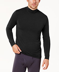 32 Degrees Men's Base Layer Turtleneck Shirt