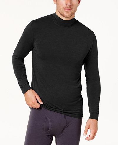 32 Degrees Men's Base Layer Turtleneck Shirt