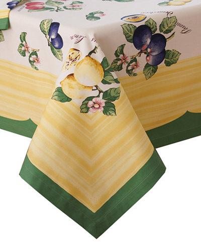 Villeroy & Boch French Garden 68 X 126 Table Cloth - Table Linens ...
