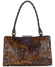 Rienzo Medium Satchel, Created for Macy's