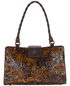 Patricia Nash Rienzo Medium Satchel, Created for Macy's