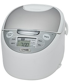 Tiger JAX-S10-U Micom 5.5-Cup Rice Cooker