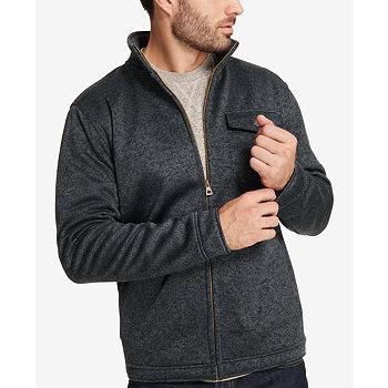 Weatherproof Vintage Aqua Shed Full-Zip Mens Jacket