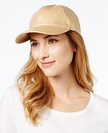 August Hats Metallic Baseball Cap