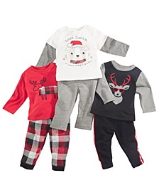 Holiday Mix & Match Collection, Baby Boys (0-24 months), Created for Macy's