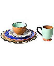 by Laura Johnson  Mid Century Mix Dinnerware Collection