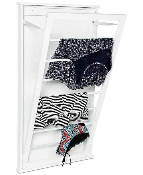 Honey Can Do Vertical Wall Mount Drying Rack Reviews Cleaning