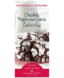 Chocolate Peppermint Crinkle Cookie Baking Mix