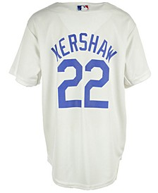 Clayton Kershaw Los Angeles Dodgers Player Replica Cool Base Jersey, Big Boys