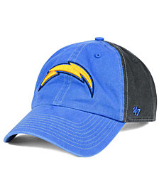 '47 Brand Los Angeles Chargers Transistor CLEAN UP Cap