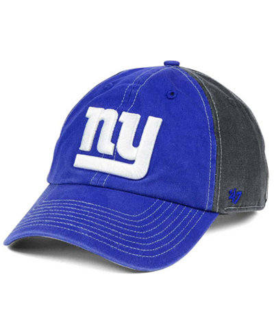 '47 Brand New York Giants Transistor CLEAN UP Cap