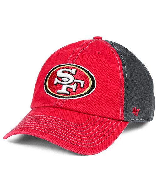 '47 Brand San Francisco 49ers Transistor CLEAN UP Cap