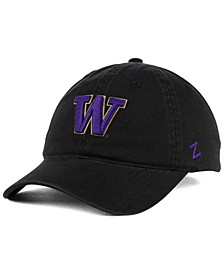 Washington Huskies Scholarship Adjustable Cap