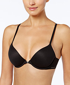 Calvin Klein Perfectly Fit Plunge Racerback Bra QF1092