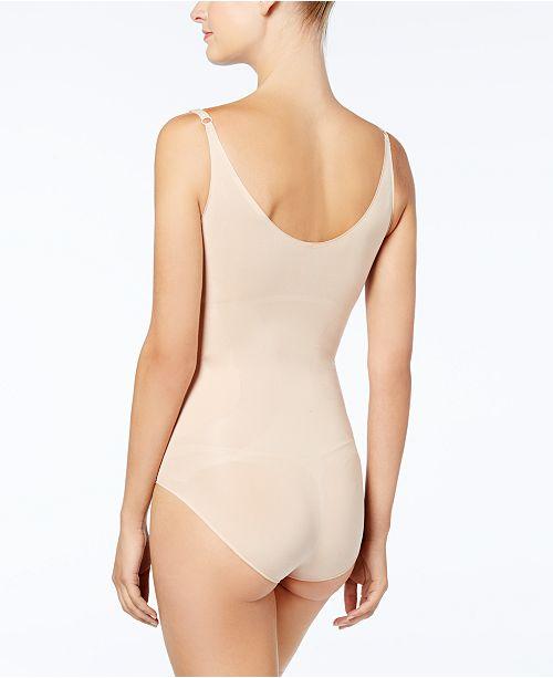 0101ba2849 SPANX Women s OnCore Open-Bust Panty Bodysuit 10129R   Reviews ...