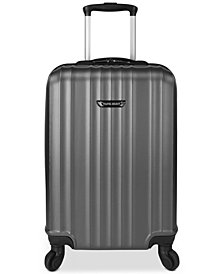"""Travel Select Durango 20.5"""" Hardside Carry-On Spinner Suitcase"""
