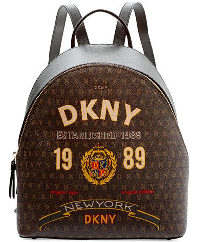 DKNY Signature Medium Backpack, Created For Macy's