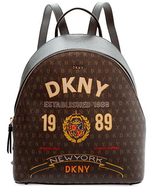 34ec07e03c8f ... DKNY Signature Medium Backpack