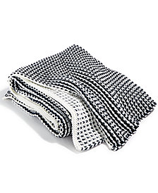 LAST ACT! Charter Club Damask Designs Two Tone Throw, Created for Macy's