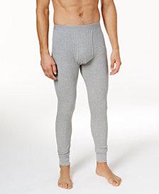 Alfani Men's Thermal Pants, Created for Macy's