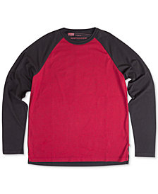 Levi's® Men's Colorblocked Raglan-Sleeve T-Shirt